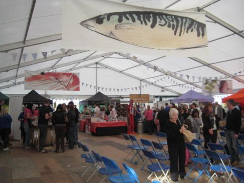 The Aldeburgh Food and Drink Festival, Snape Maltings, Suffolk