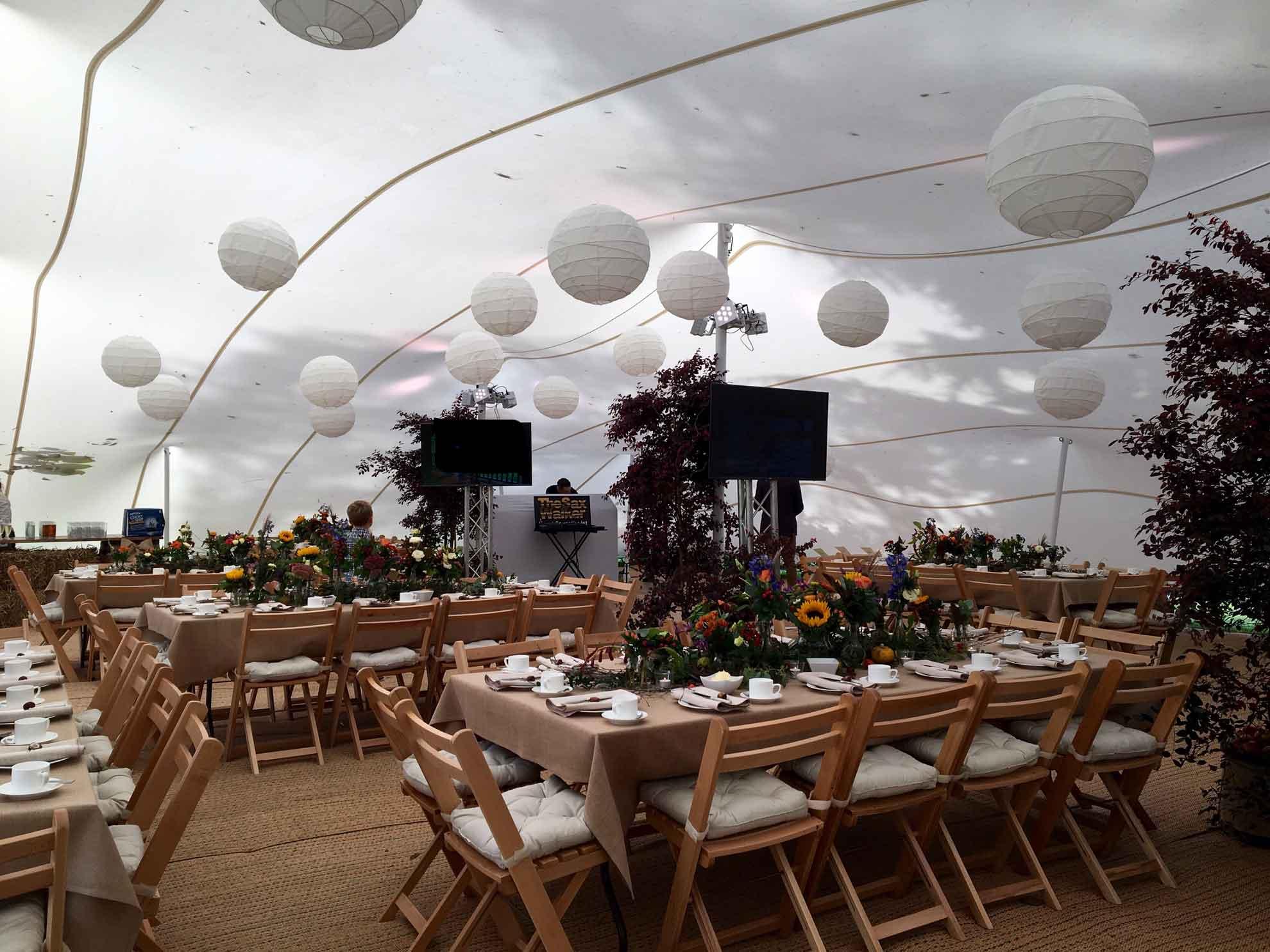 Corporate Event Hospitality
